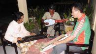 Daeng Ramli, Daeng Hasa dan Penulis (foto: badauni)
