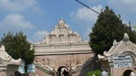 Tampak depan Kompleks Cagar Budaya Taman Sari (foto: mfaridwm)