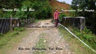 Skema batas wilayah pada foto. Tokoh yang menunjukkan batas wilayah adalah H. Puang Tompo (foto: mfaridwm)