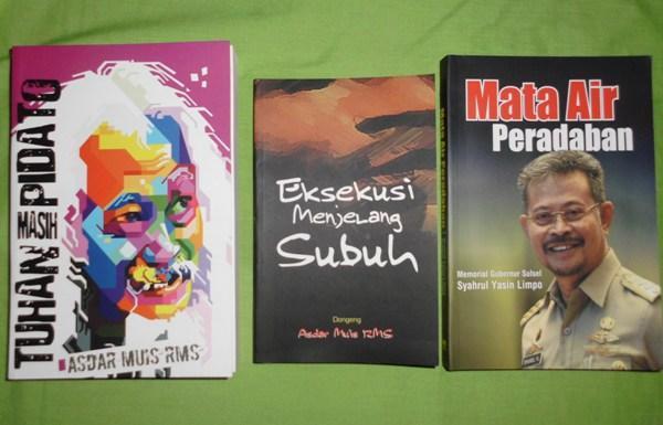 Kesuksesan Bedah Buku tergantung dari segmentasi dan pemetaan minat pembacanya. (foto: mfaridwm)