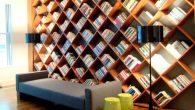 Salah satu model rak buku untuk perpustakaan keluarga. (foto: sastraananta/ist)