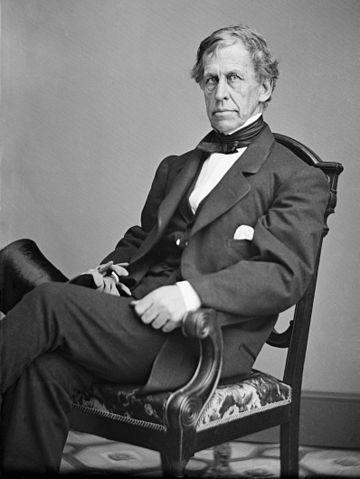 Charles Wilkes (1798-1877)