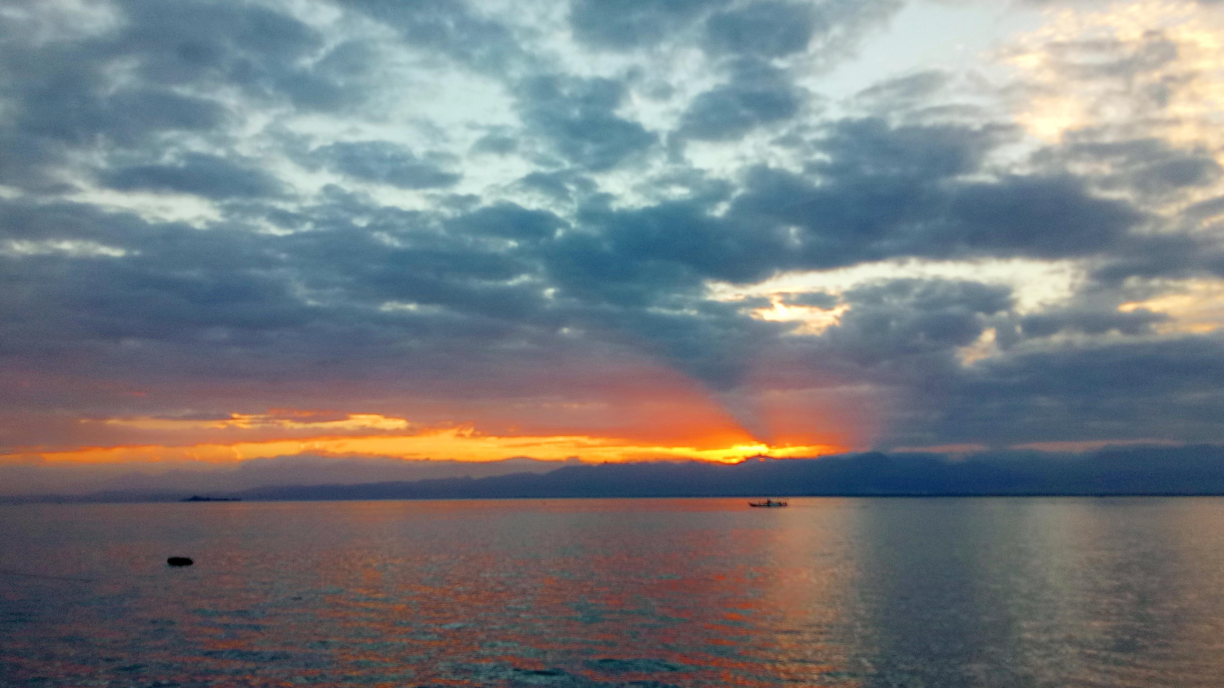Perairan Pulau Salemo. (foto: ettaadil)
