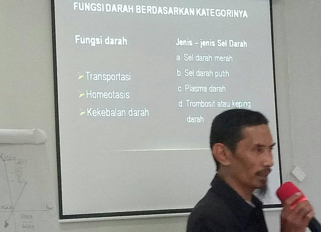 Suhu Fou, salah satu master fashdu di Indonesia. (foto: mfaridwm)