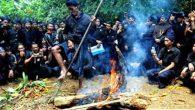 Ritual Tunu Panroli Suku Kajang. (foto: ammatoa.com)