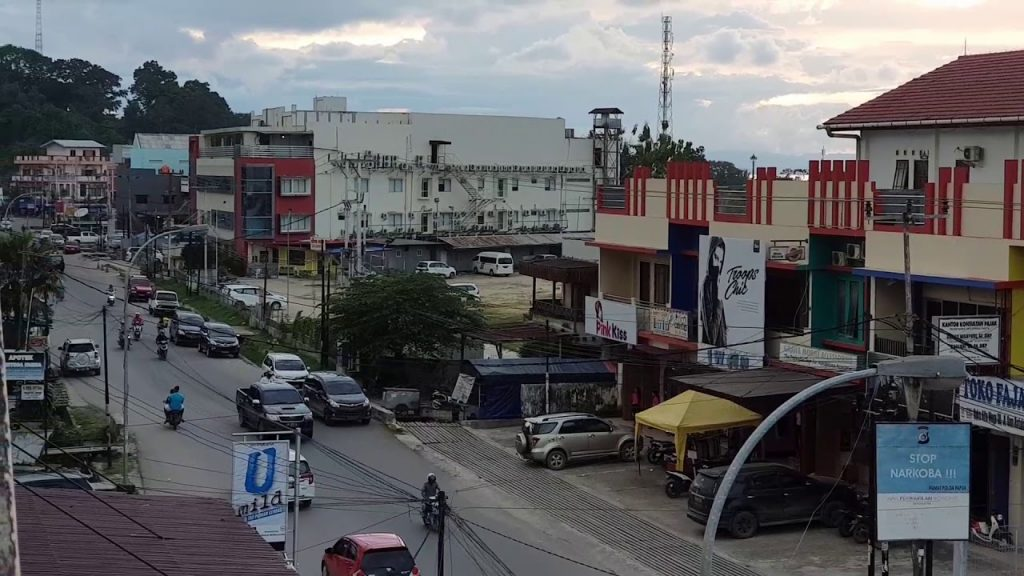 Kota Sorong (foto: istimewa/palontaraq)