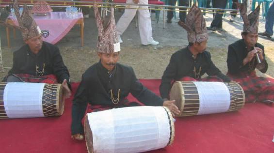 """Seni tradisi """"Magganrang"""". (foto: mfaridwm/palontaraq)"""