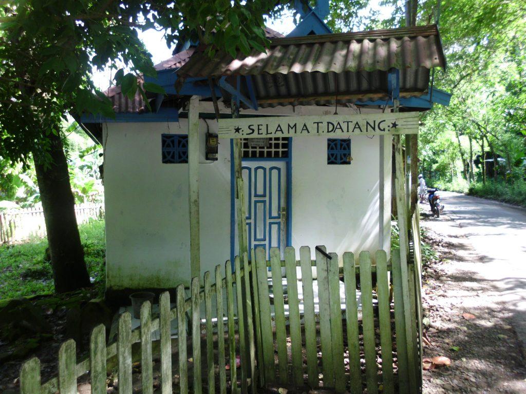 Bangunan Makam dalam Kompleks Makam Arung Sabila. (foto: mfaridwm/palontaraq)