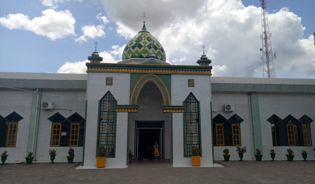 Mesjid Jami' Majauleng, Tosora, Wajo. (foto: mfaridwm/palontaraq)