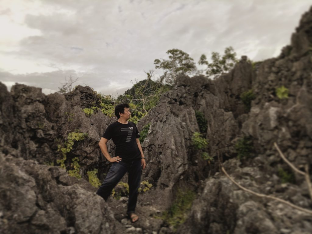 Taman Batu Karst Balocci (foto: hasbihct/palontaraq)