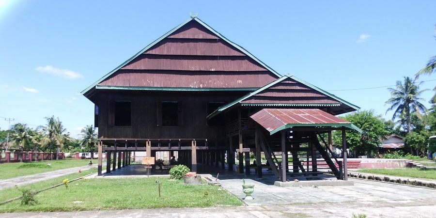 Bola Soba Petta Punggawae, Watampone, Bone. (foto: mfaridwm/palontaraq)