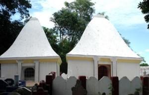 Makam Raja - raja Bone di Bukaka, Watampone (foto: ist/palontaraq)