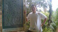 Di Area Situs Leang Prasejarah, Leang Lompoa, Biraeng, Minasatene-Pangkep. (foto: ist/palontaraq)