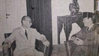 Kundjungan Presiden RI, Dr. Soekarno pada tahun 1956 disambut dengan meriah oleh berbagai bangsa di seluruh Tiongkok. (foto : ist)