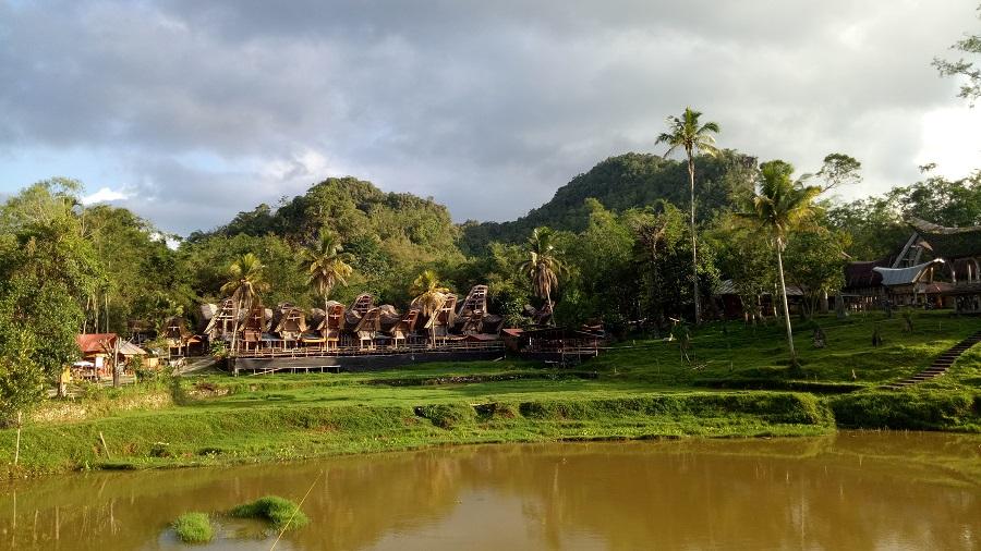 Desa Wisata Kete' Kesu. (foto: mfaridwm/palontaraq)