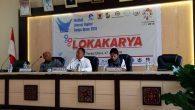 Bupati Toraja Utara didampingi Ketua Panitia dan Ketua Relawan TIK Sulsel membuka secara resmi Festival Literasi Digital Toraja Utara, 27-28 Juli 2018 di Aula Kantor Bupati Toraja Utara. (foto: mfaridwm/palontaraq)