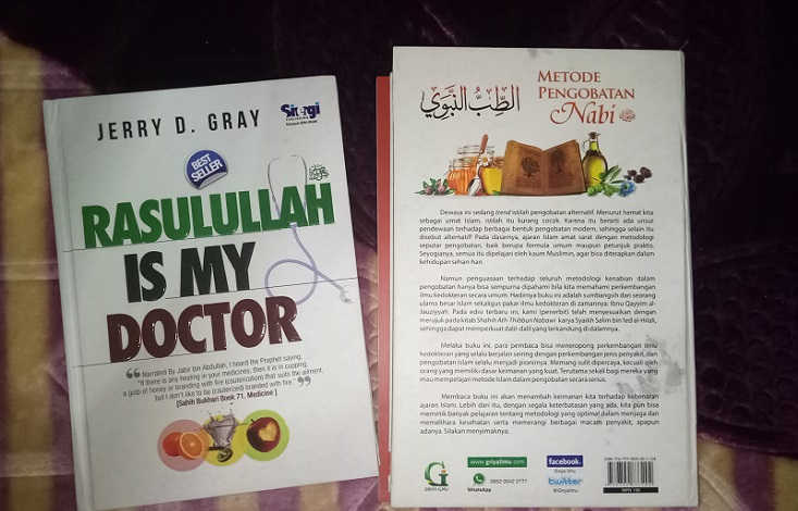 Buku karya Jerry D. Gray,