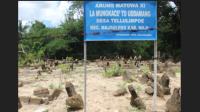 Kompleks Makam Arung Matoa Wajo La Mungkace To Uddamang. (foto: ist/palontaraq)