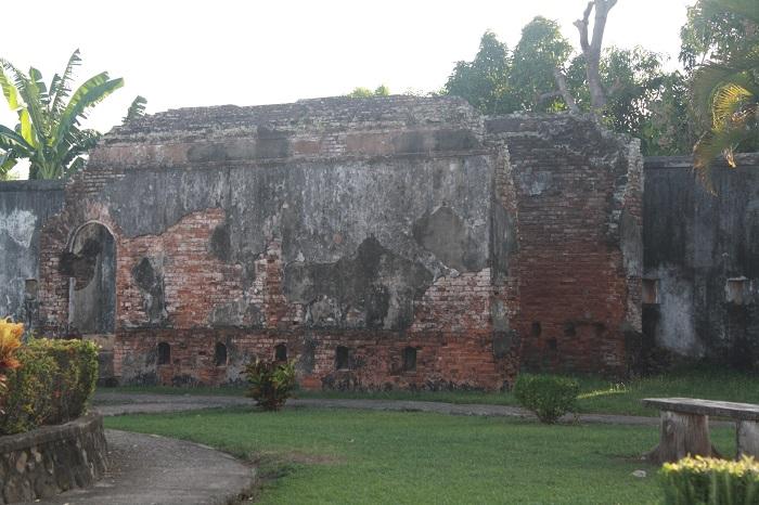 Balangnipa Fortress. (foto by: mfaridwm/palontaraq)
