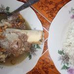 Hari Tasyriq adalah Hari menikmati daging qurban. Daging berkah. (foto: mfaridwm/palontaraq)