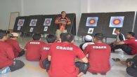 Penulis dalam Training of Archery Trainer (foto: ist/palontaraq)