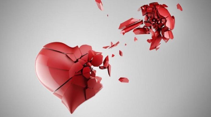 Hati yang sakit. (ilustrasi: khazanahalqur'an)