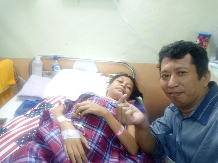 Membesuk Pasien di Rumah Sakit bagus sebagai Sarana Muhasabah (foto: ist/palontaraq)