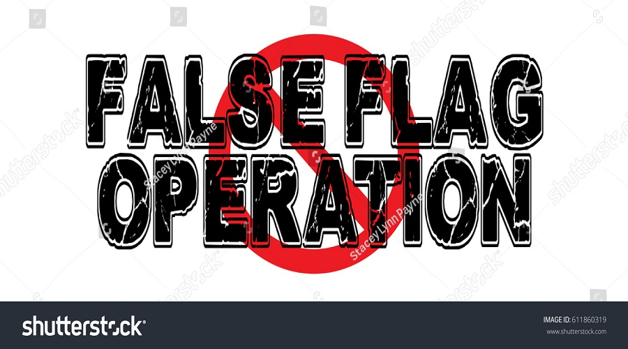 False Flas Operation. (foto: Shutterstock)