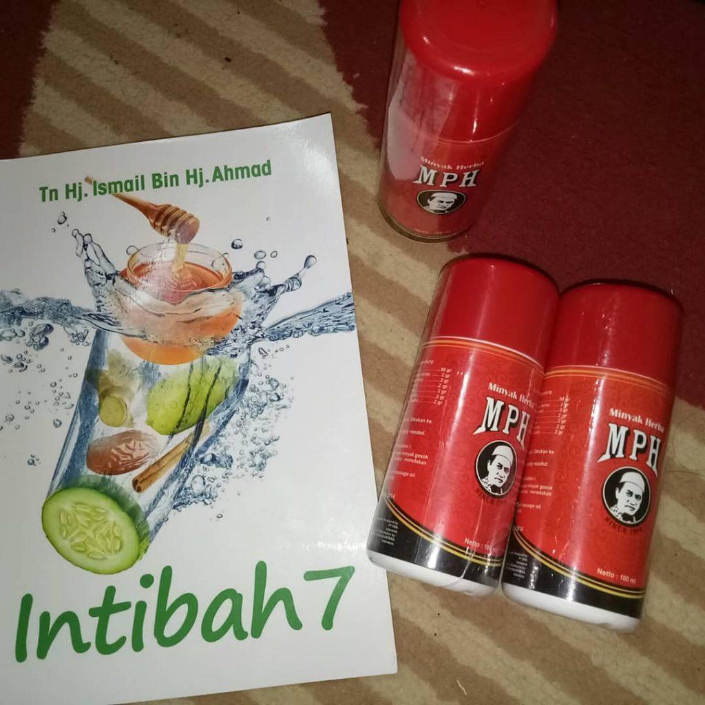 Minyak Herbal MPH. (foto: mfaridwm/palontaraq)