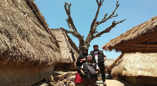 M. Nawir saat berada di Lombok, NTB. (foto: ist/palontaraq)