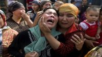Uyghur Muslims Victims of the World's Largest Ethnic Cleansing. (foto: Extra Newsfeed)