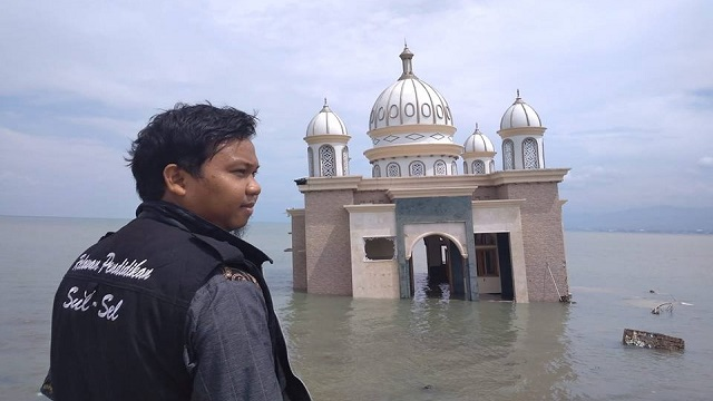 Ahmad Yani di Palu, Sulawesi Tengah. (foto: ist/palontaraq)