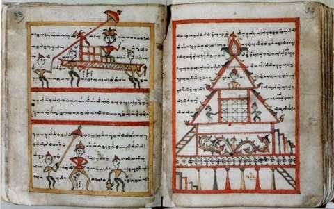 La Galigo sebagai sumber teks sejarah. (foto: kkss_nunukan)