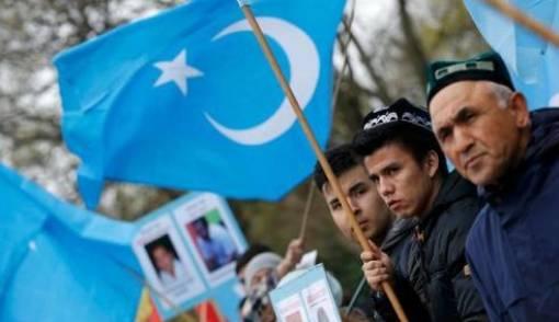 Moslem Uyghur (foto: jpnn)