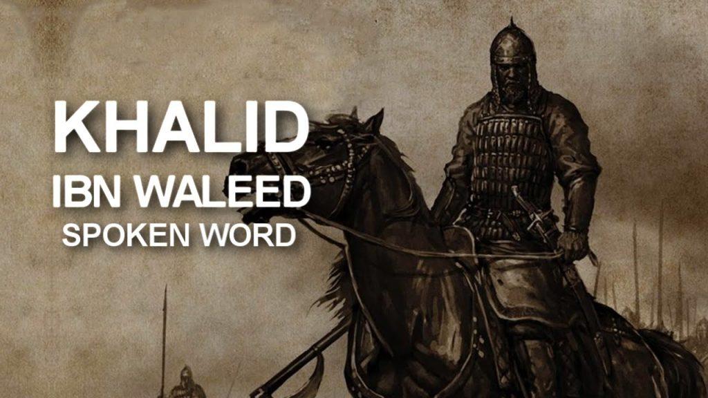 Ilustrasi - Khalid bin Waleed. (foto: youtube)