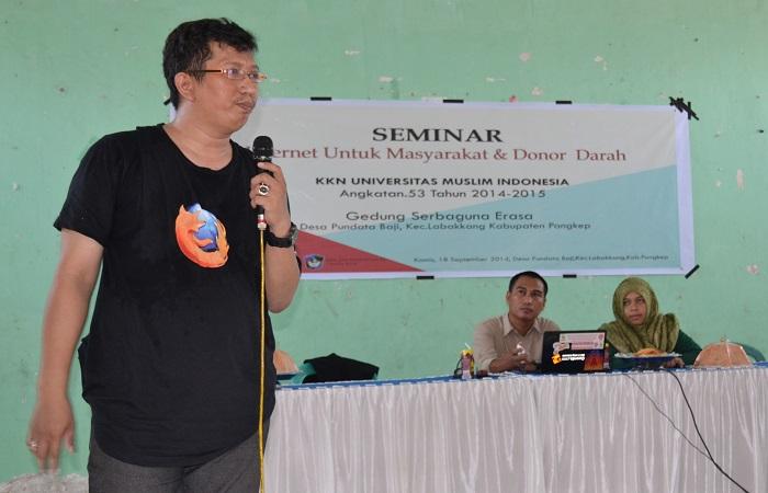 Seminar Internet untuk Masyarakat
