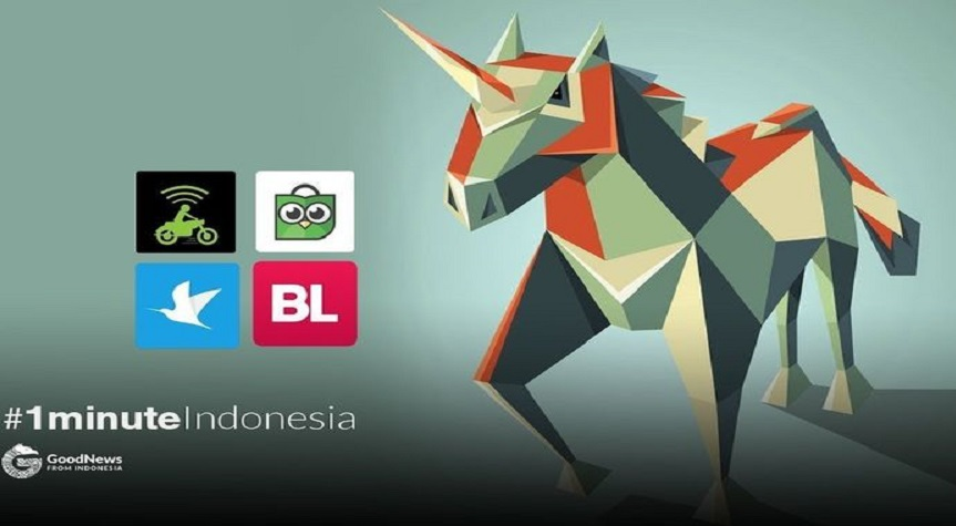 Unicorn di Indonesia