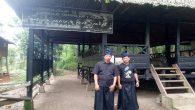 Dalam lingkungan masyarakat adat Kajang di Bulukumba Sulsel. (foto: ist/palontaraq)