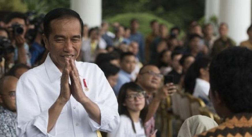 Capres Jokowi