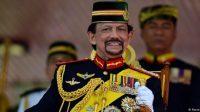 Raja Brunai Darussalam, Sultan Hassanal Bolkiah. (foto: reuters)