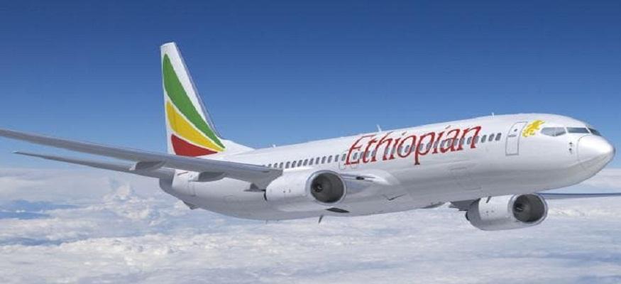 Pesawat Ethiopian Airlines
