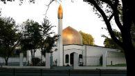 Masjid Al-Noor di Deans Avenue, Christchurch, Selandia Baru.