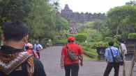 Perjalanan menakrabkan diri dengan Sejarah Borobudur. (foto: ist/palontaraq)