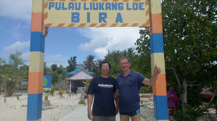 Perjalanan ke Pulau Liukang Loe, Bira, Bulukumba. (foto: dok.pribadi/palontaraq)