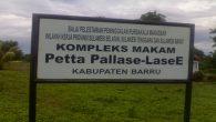 Kompleks Makam Raja-raja Tanete, Barru. (foto: ist/palontaraq)