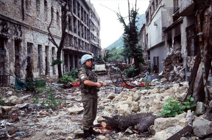 Pembantaian muslim bosnia (sumber foto: jejak tapak)