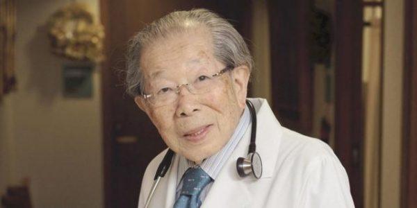 Shigeaki Hinohara (foto: ist/palontaraq)
