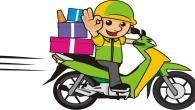 """Mana yang benar """"antar"""" atau """"hantar"""", mengantar kiriman barang atau menghantar kiriman barang? (foto: ist/palontaraq)"""