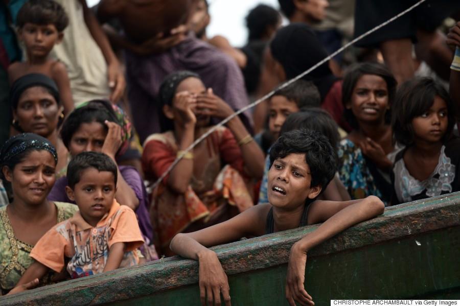 Derita muslim Rohingnya, sampai kapankah berakhir?