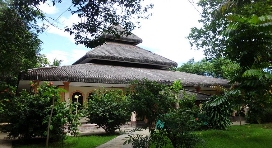 Masjid Ashabul Kahfi, PP Modern Putri IMMIM Pangkep. (foto: mfaridwm/palontaraq)